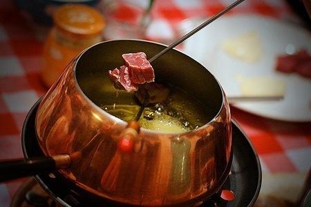 香草橄欖牛肉鍋