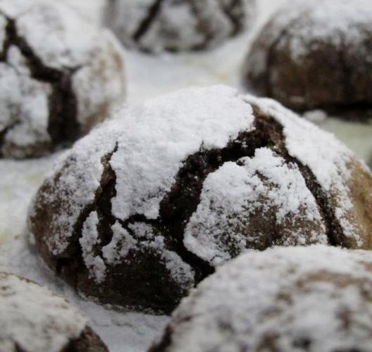 巧克力糖球餅乾