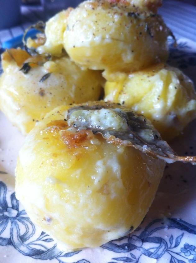融化奶油馬鈴薯 Fondant de pomme de terre