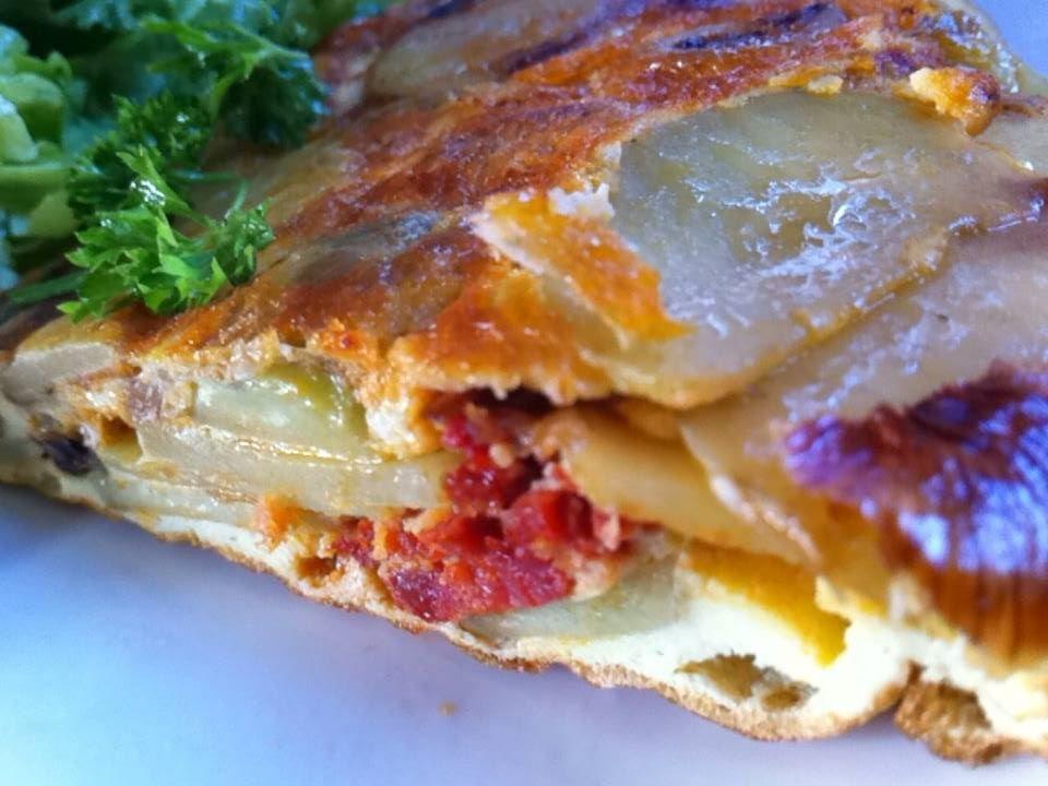 法式家常料理-臘腸馬鈴薯烘蛋 | CARNETS DE CUISINE 法國 ...