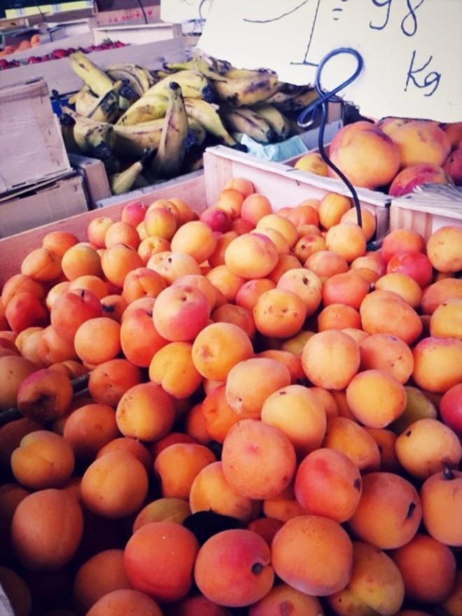 香氣逼人的杏桃
