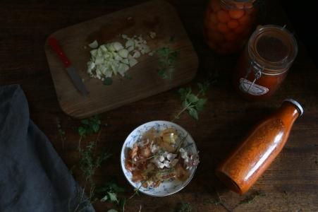 蕃茄紅醬義大利肉丸子