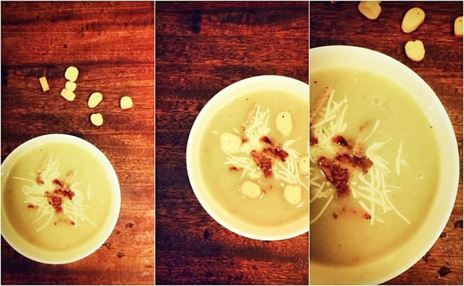 法式家常料理-馬鈴薯大蔥濃湯-1