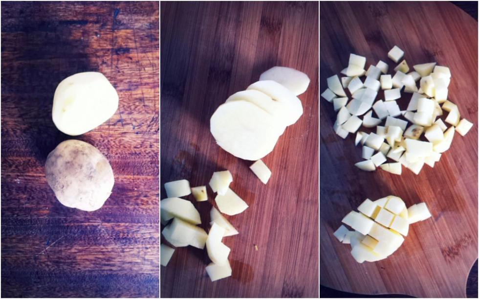 法式家常料理-馬鈴薯大蔥濃湯