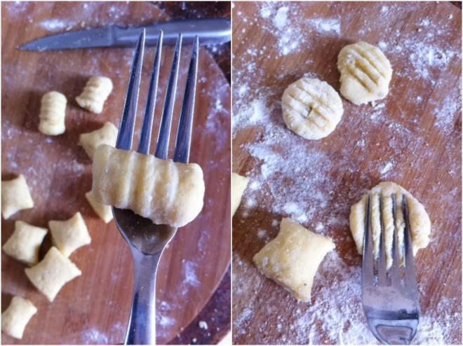 Gnocchis 整形