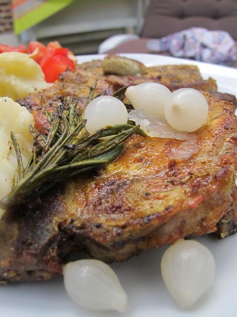 法國鄉村烤肉趣之 摩洛哥香料烤肉-2