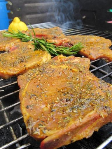法國鄉村烤肉趣之 摩洛哥香料烤肉-7