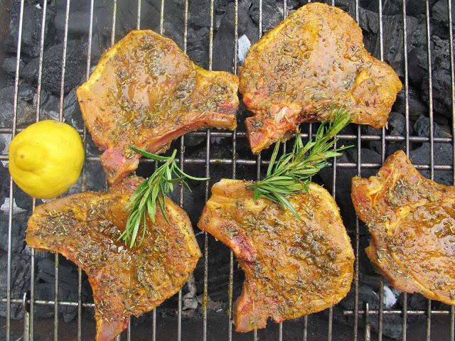 法國鄉村烤肉趣之 摩洛哥香料烤肉-8