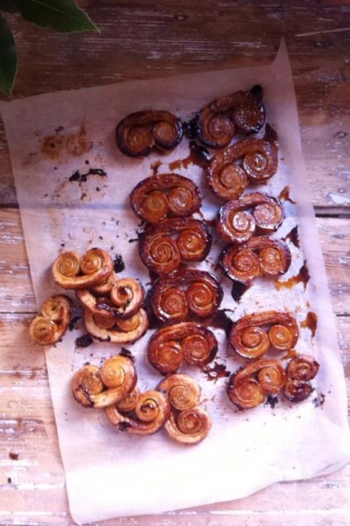 法式家常甜點- 奶油雙糖法酥
