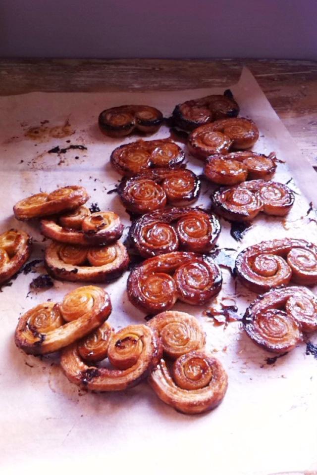 法式家常甜點-奶油雙糖法蘭酥
