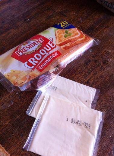 總統牌Presiden  Emmantal乳酪片
