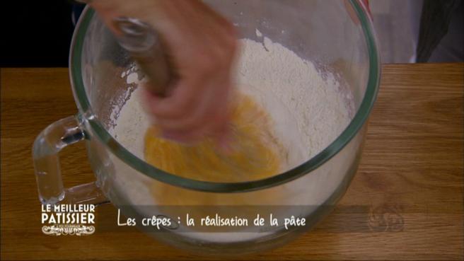 法式家常甜點-   Chef的法式薄餅 Les crêpes façon  de Cyril Lignac
