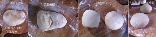 法國傳統鄉村麵包