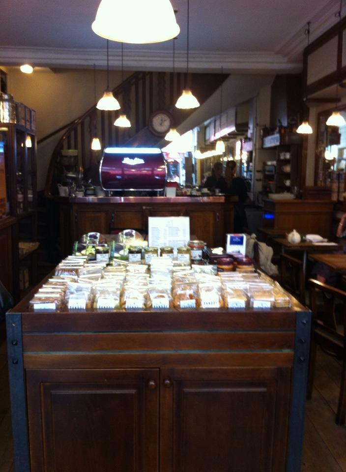 巴黎旅遊美食-咖啡老店Cafés Verlet-2