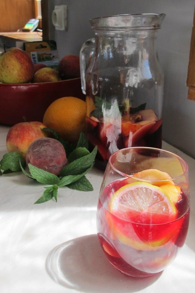 法式家常飲品-夏日爽快的西班牙Sangria