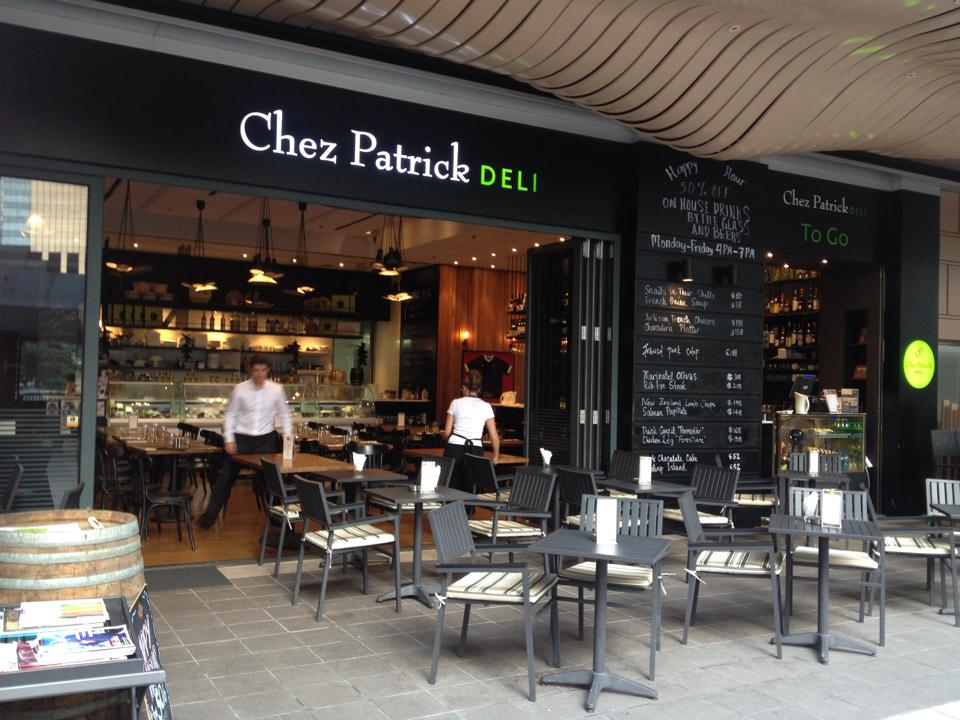 尋找法國家常味-在派萃克家Chez Patrick DELI-2