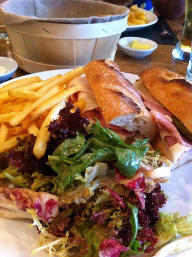 尋找法國家常味-在派萃克家Chez Patrick DELI-4