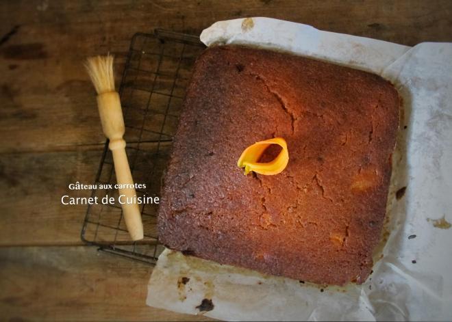 紅蘿蔔蛋糕