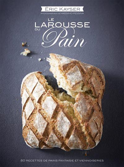 食譜書推薦-法國麵包大師 Éric Kayser法國麵包食譜書