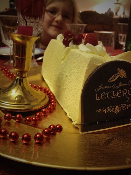 白巧克力慕斯樹輪蛋糕