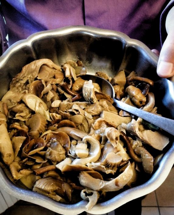 雞汁煮綜合菇