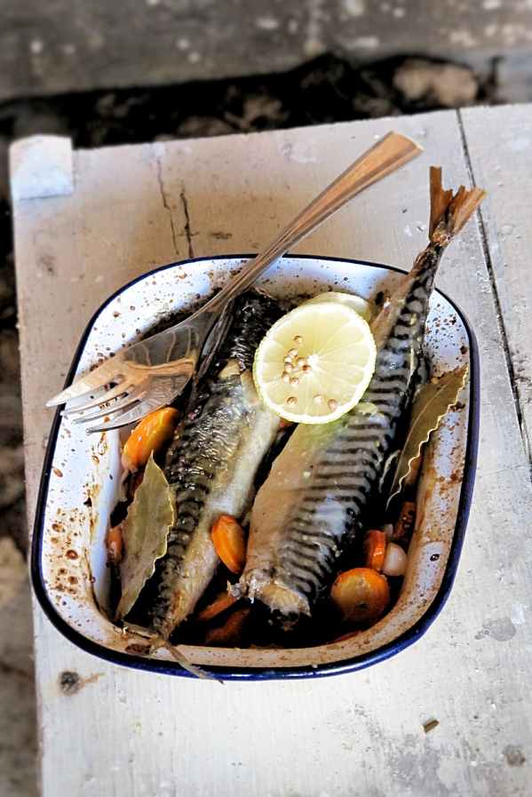 第戎傳統芥末白酒鯖魚-1