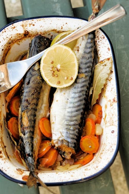 第戎傳統芥末白酒鯖魚-5