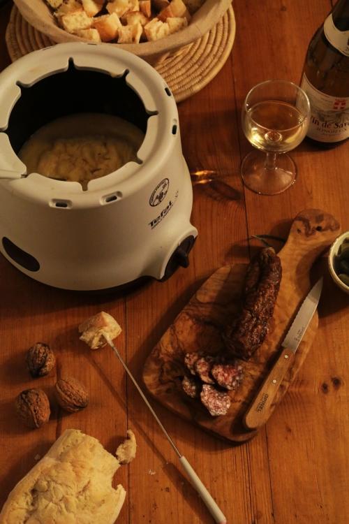 薩瓦乳酪鍋(Savoire)