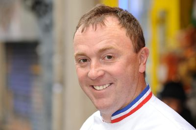 Arnaud Lerher 2007年法國最優秀甜點師