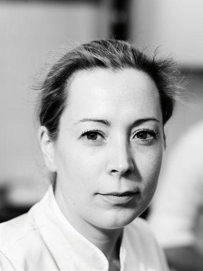 Claire Damon, chef pâtissière.
