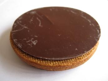 sablé au chocolat de Sebastion Degardin