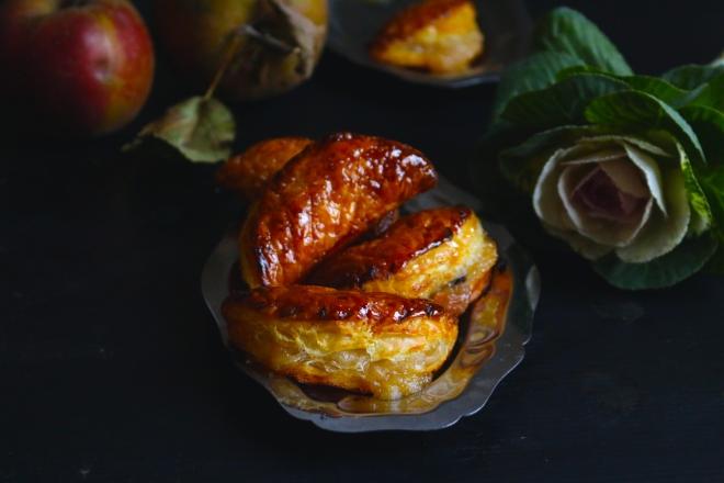 蘋果酥Chaussons aux pommes-1
