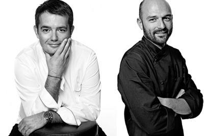 Jean Francois Piege與Ludovi Chaussard