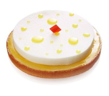La tarte au citron d'Arnaud Larhe