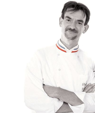 le chef patissier  Guy krenzer