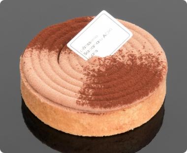 Tarte caramel sale De Sadaharu Aoki