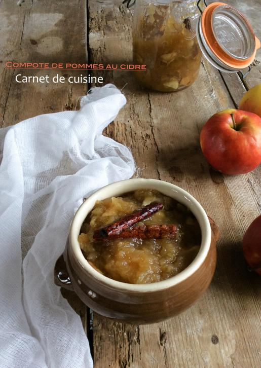 compote de pommes au cidre-1