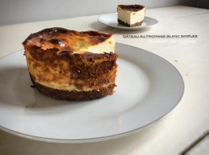 簡易乳酪蛋糕-1
