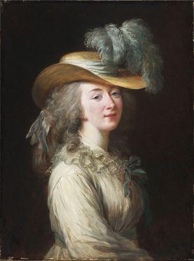 杜巴利伯爵夫人( Comtesse du Barry ) 畫像