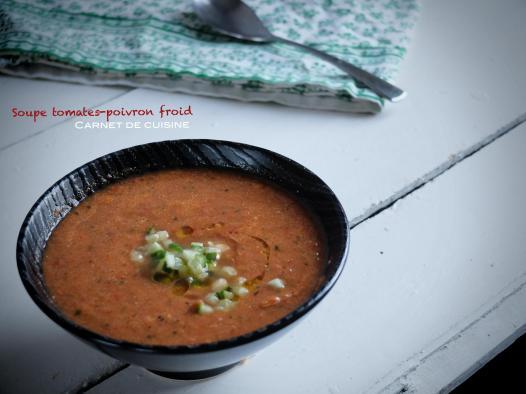 soup tomates-poivron froid-5