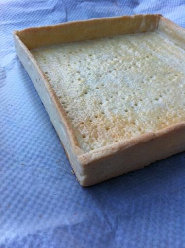 杏仁甜塔皮Pâte sucrée d'amande-1