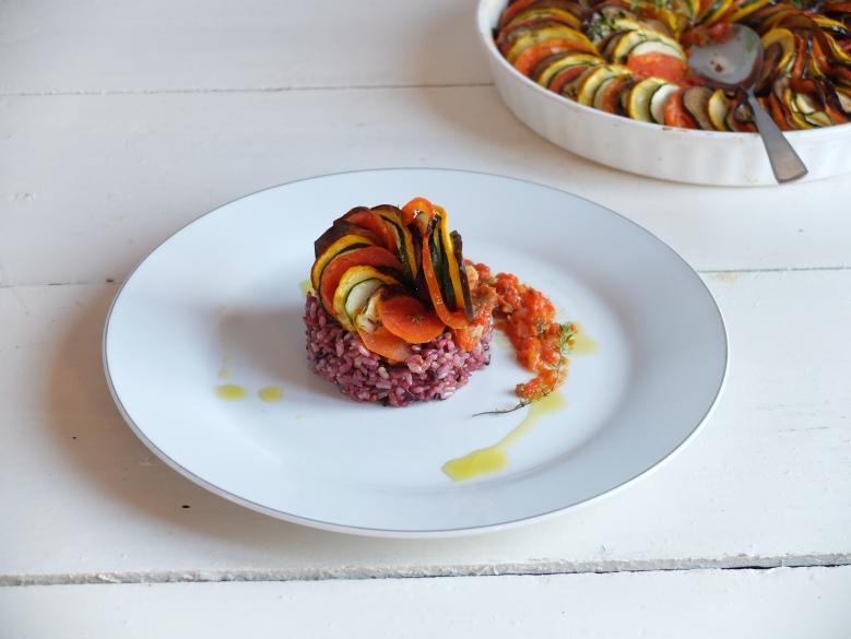 普羅旺斯蔬菜Ratatouiles