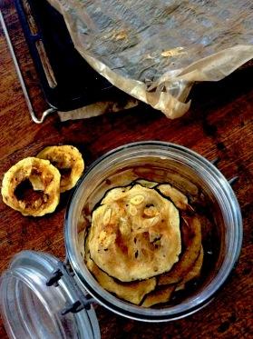 Chips de courgette-2