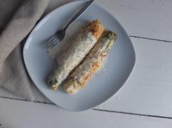 芥末鮮奶油乳酪烤火腿大蔥Gratin de poireaux au bacon-9