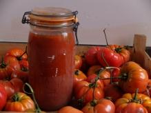 蔬菜在我的罐子裡-無水熬煮番茄醬Sauce tomates-11