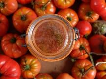 蔬菜在我的罐子裡-無水熬煮番茄醬Sauce tomates-14