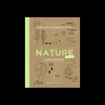Nature -Alain Ducasse 書正面