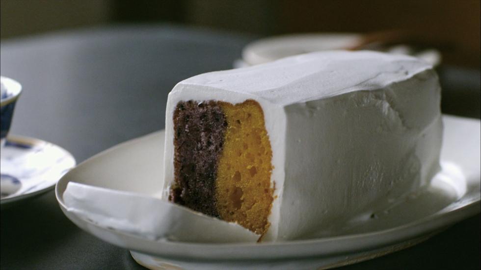 小森時光.耶誕雙色蛋糕