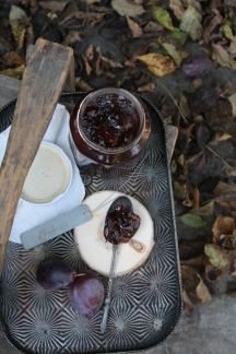 紫香李果醬'