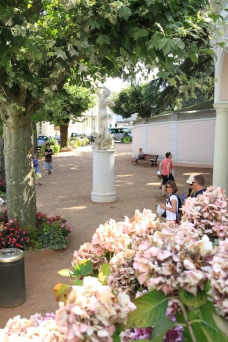 美麗的小廣場